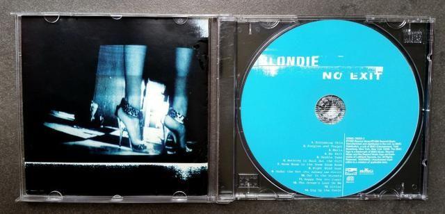 CD importado - Blondie - No Exit (1999) - Foto 2