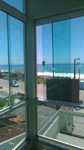 Lindo apartamento semi mobiliado com vista para o mar - Foto 5