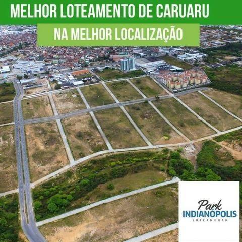 Lote em Caruaru medindo 360 m² com infraestrutura completa e a poucos minutos do centro