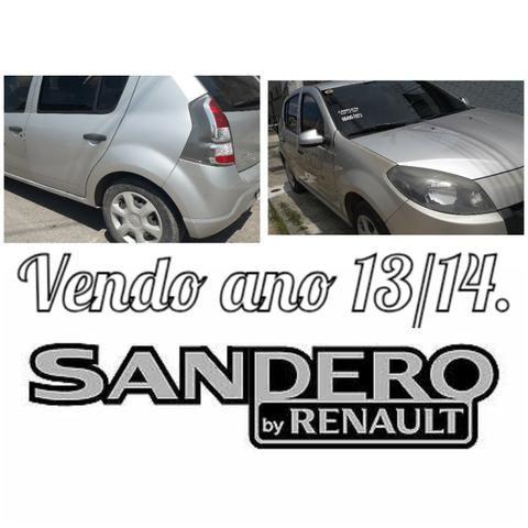 Sandero exp 1.6 flex GNV - Foto 7