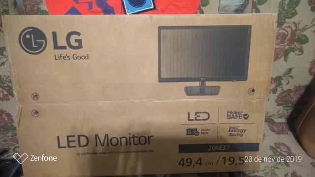 Monitor LG 19,5