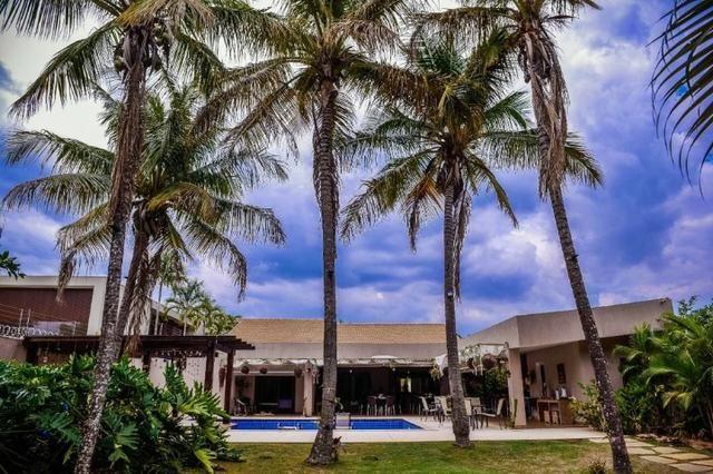 Linda Casa Térrea na QI 15 do Lago Sul! - Foto 18