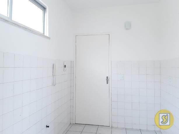 Apartamento para alugar com 3 dormitórios em Alagadiço novo, Fortaleza cod:14581 - Foto 11