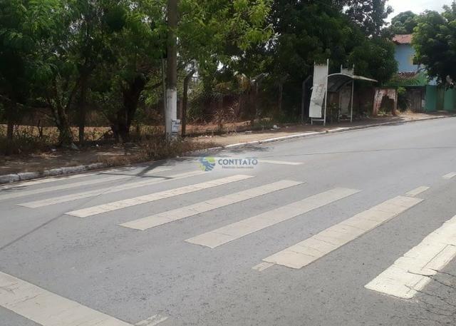 Terreno bairro lixeira av principal do bairro 2161 m² 500 reais o m ²
