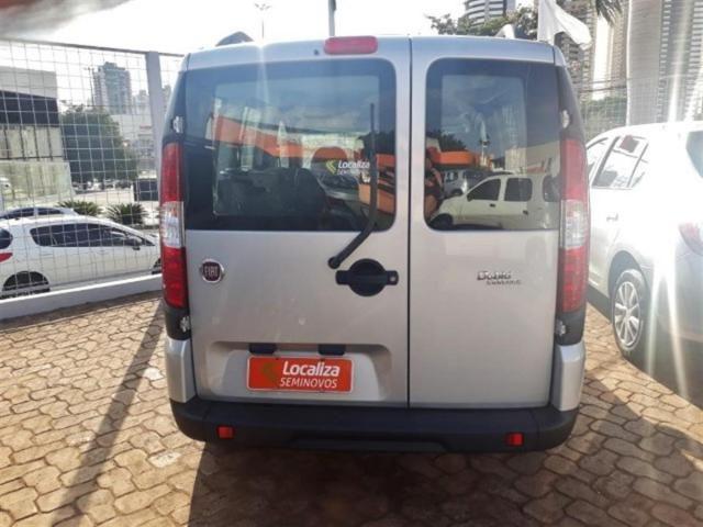 FIAT DOBLÒ 2017/2018 1.8 MPI ESSENCE 7L 16V FLEX 4P MANUAL - Foto 5