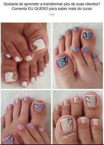 Curso de manicure e pedicure profissional com certificado