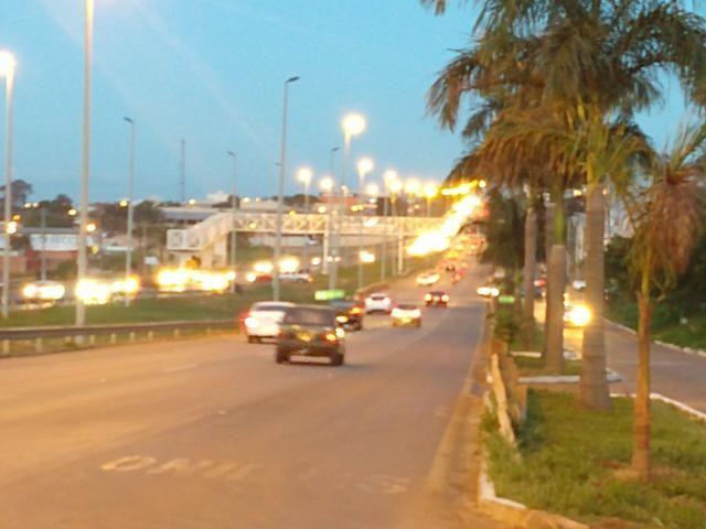 Lote comércial esquina ao lado do jd petrópolis rodovia dos romeiros saída para trindade - Foto 8