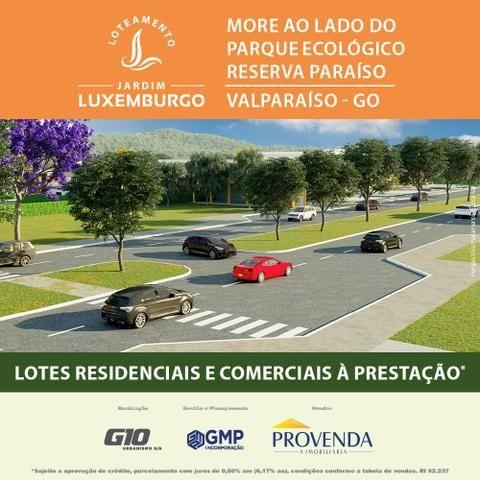 Lotes a venda em valparaiso de Goiás - Foto 7