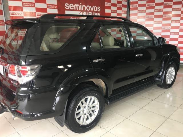Toyota sw4 srv 3.0 4x4 7 lugares - Foto 9