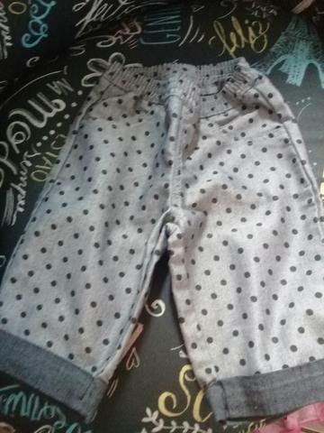 Calça Jeans Bebê - Foto 3