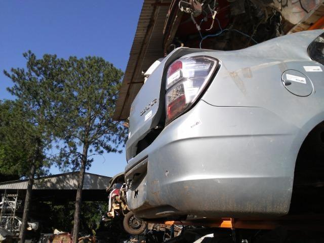 Sucata GM Cobalt LTZ 2013 - Motor Câmbio Peças Acessórios - CDV Credenciado - Foto 3