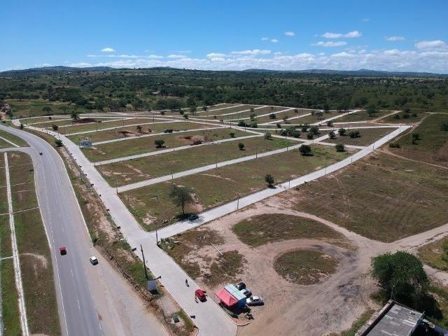 Loteamento Parque da Cidade- 140 m²- ao lado da futura feira da Sulanca em Caruaru- - Foto 7