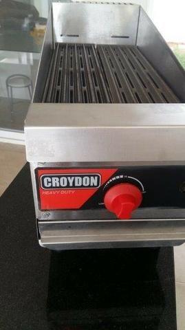 Broiler Croydon a Gás - 25 cm - Usado apenas 3 vezes