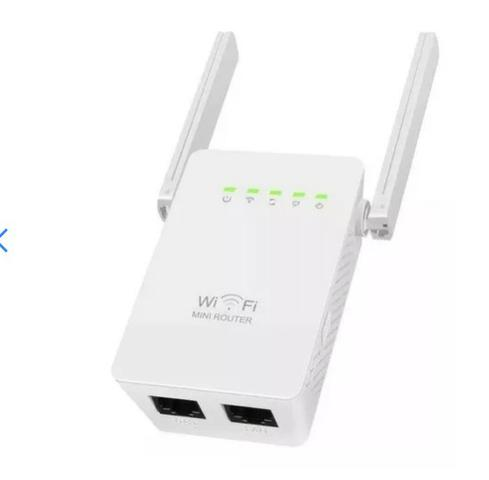 Mini Repetidor Wi-fi Wireless-n Ap Repeater Router 1200mbps - Foto 4