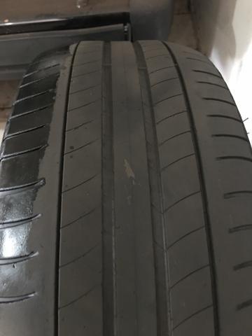 Par de pneus Michelin 205/55 R16 Honda City - Foto 5