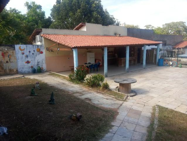Chacara no Icarai toda alpendrada 5 Suites Campo de Futebol Piscina mais de 15 vagas estac - Foto 4