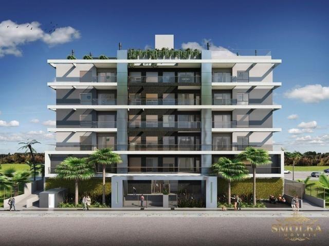 Apartamento à venda com 2 dormitórios em Jurerê internacional, Florianópolis cod:9502
