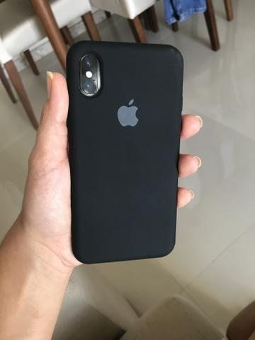 Iphone X Preto 64gb - Foto 4