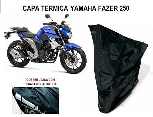 Capa Térmica Yamaha Fazer