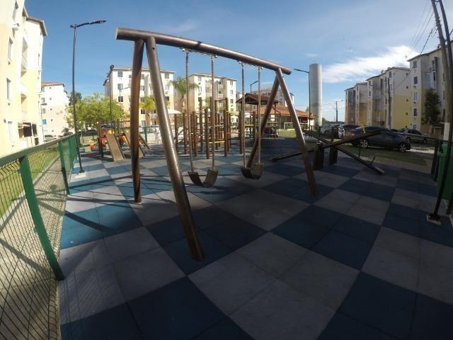 F - Apartamento 2 Qts térreo com Varanda / Praia da Baleia 117 mil - Foto 8
