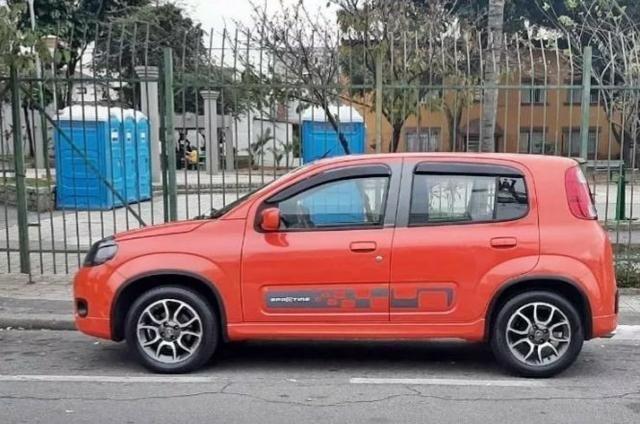 Fiat uno 1.4 evo Sporting 8v