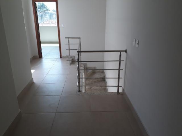 Casa duplex nova no Bairro São Pedro