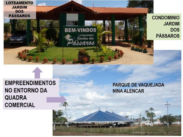 Lote em Campo Maior - Condominio Jardim dos Pássaros -medindo 600m² - Foto 3