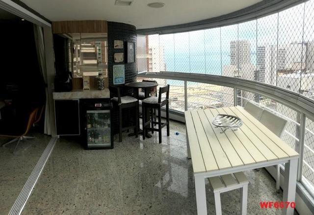 Apartamento com 3 suítes à venda, 218 m² por r$ 1.500.000 - meireles - fortaleza/ce - Foto 9