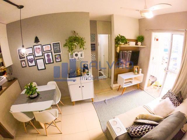 MR- Apartamento 3Q no Vila Itacaré no Rossi na Praia da Baleia - Foto 2