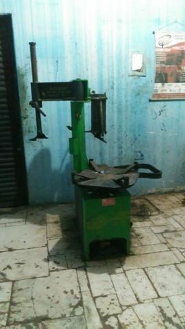 Maquina pneus borracharia - Foto 3