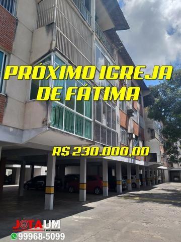 Proximo Igreja de Fátima, 3 quartos, DCE, varanda, 2 vagas, JV098