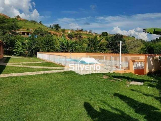 Linda chácara no varadouro 31.000m² casa sede/caseiro, piscina, pomar, 02 poços artesianos - Foto 3