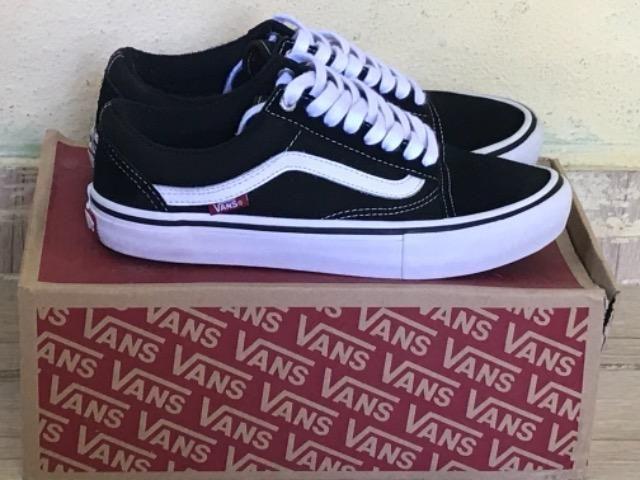 Tenis Vans Old Skool Pro Original - Roupas e calçados - Vila Nossa ... 2e06d582986b5