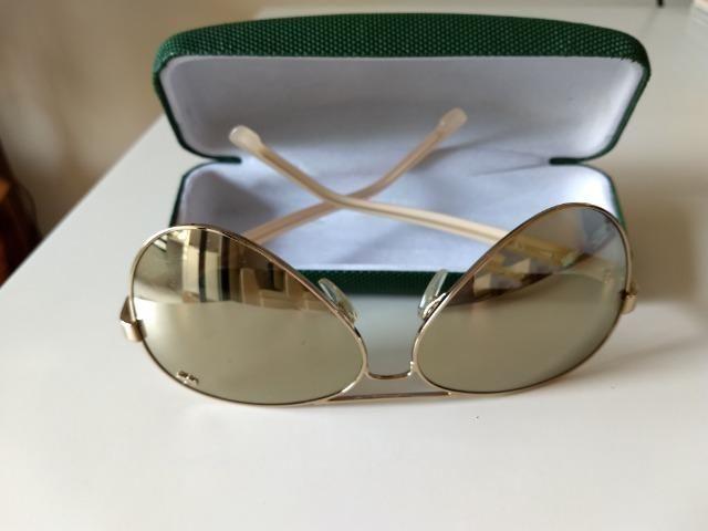 ffe00e0f62fdb Óculos de Sol Lacoste Espelhado perfeito estado - Bijouterias ...