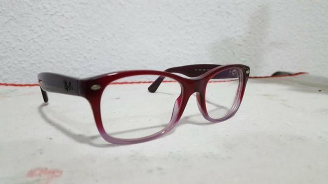 Armação - Óculos de Grau Infantil Ray-Ban 1583  Original ... 1475b9cea2