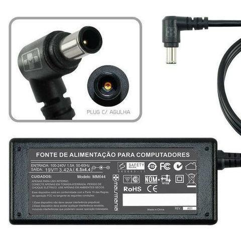 Fonte Para TV Lg A410 C400 N450 N550 S430 R410 S530 S550 - 19v 3.42a