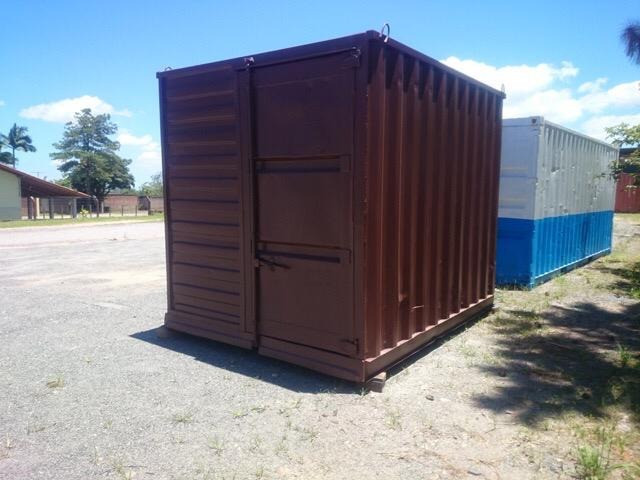 Container 10 pés BaBy 4,400,00 - Foto 3