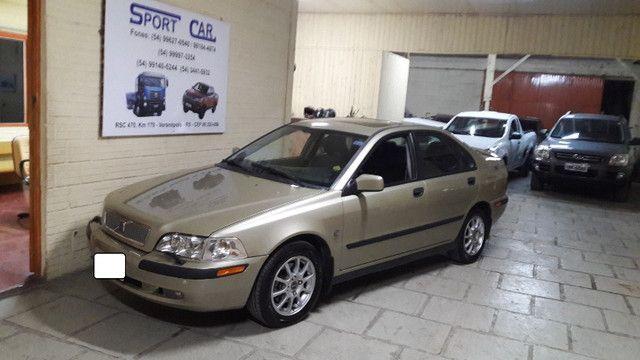 Volvo s40 t turbo intercooler automatico ano 2001 completao valor: 20.000,00