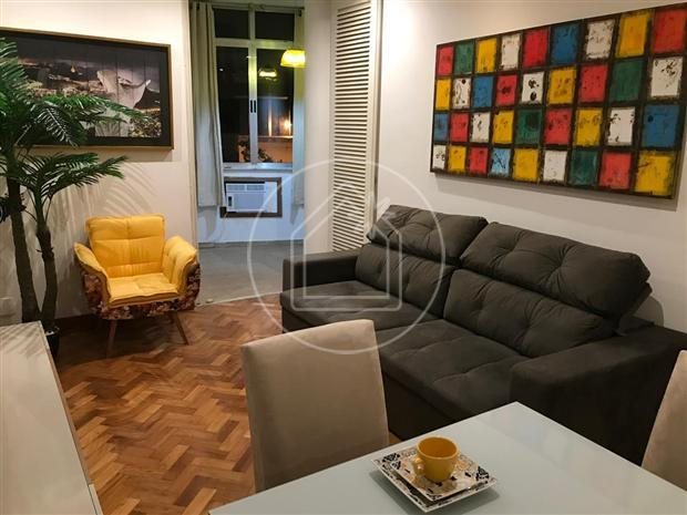 Apartamento à venda com 1 dormitórios em Copacabana, Rio de janeiro cod:886181 - Foto 2