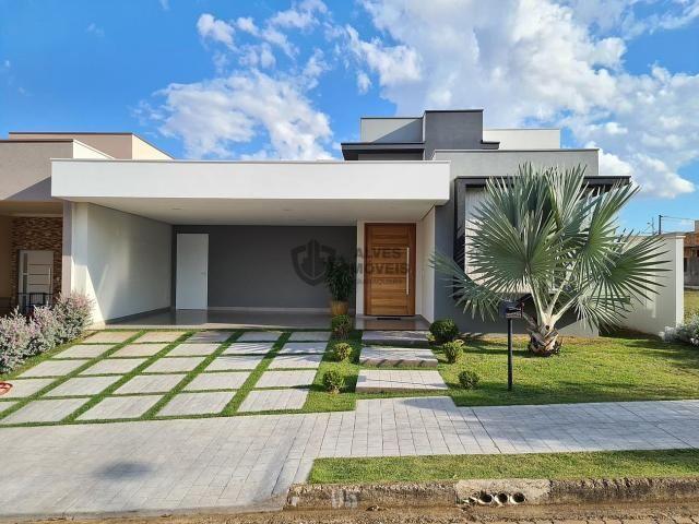 Casa de condomínio à venda com 3 dormitórios em Condomínio buona vita, Araraquara cod:A230