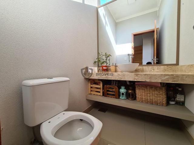 Casa de condomínio à venda com 3 dormitórios em Condomínio buona vita, Araraquara cod:A230 - Foto 8