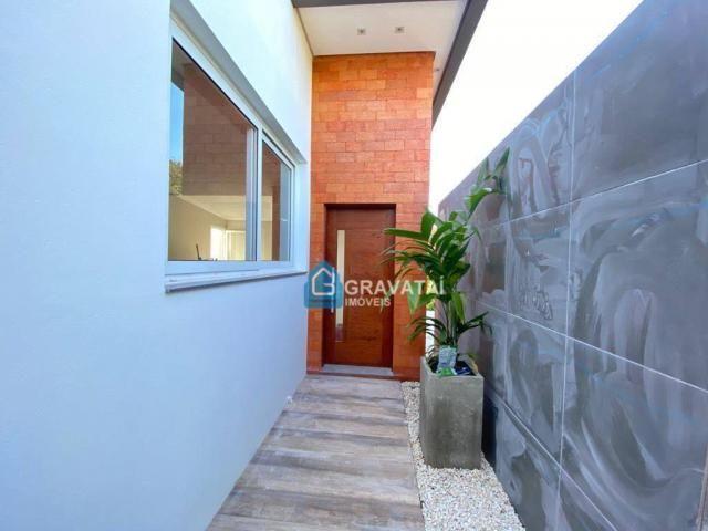 Casa com 3 dormitórios à venda, 190 m² por R$ 850.000 - Centro - Gravataí/RS - Foto 10