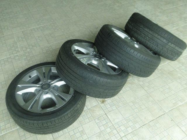 Rodas originais Mercedes-  - Foto 3