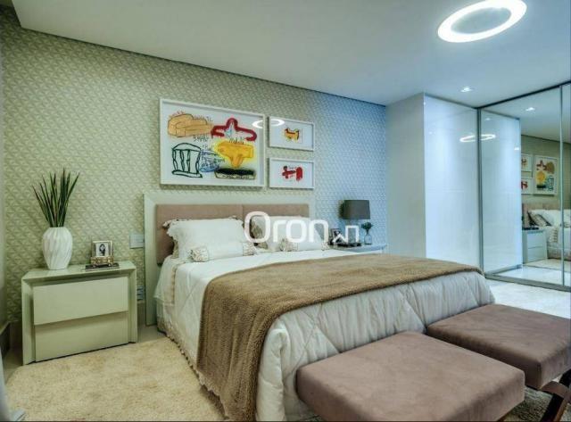 Apartamento com 5 dormitórios à venda, 382 m² por R$ 3.019.000,00 - Setor Oeste - Goiânia/ - Foto 17