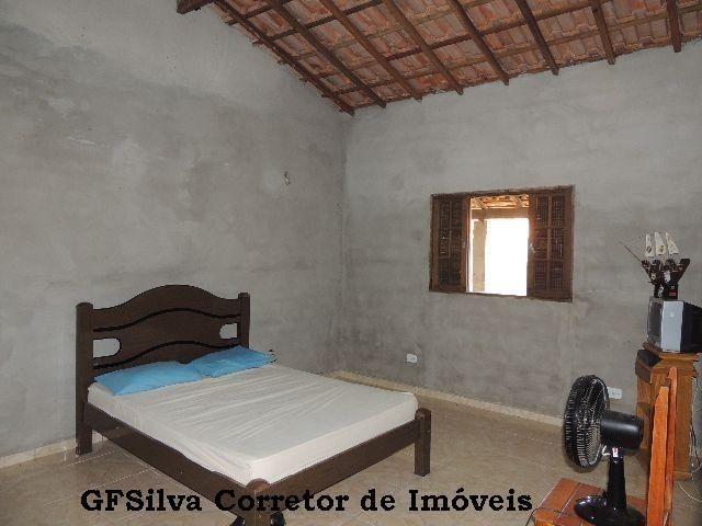 Chácara 2.027 m2 água encanada, lúz, casa ampla, Oportunidade Ref. 445 Silva Corretor - Foto 9