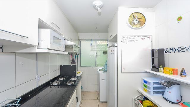Apartamento à venda com 2 dormitórios em Sítio cercado, Curitiba cod:925353 - Foto 9
