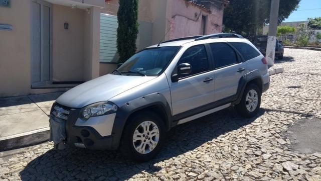 Fiat Palio Weekend versão adventure Ano 2011/2012 A mais top toda revisada!!!