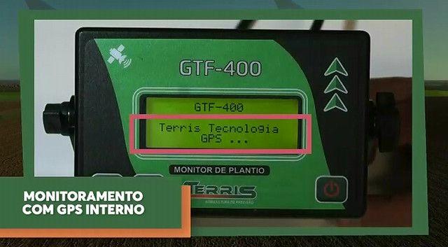 Monitor de plantio GTF-400 conta sementes - Foto 6