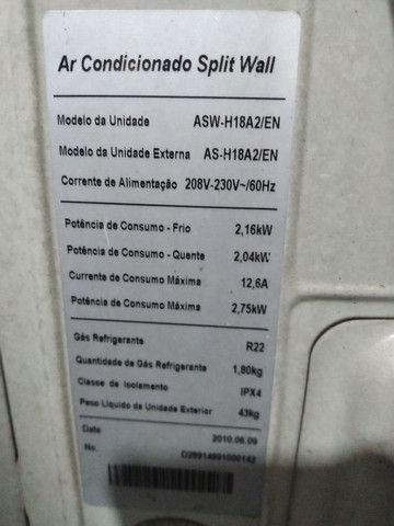 Exaustor para ar condicionado 18.000BTUS - Foto 3