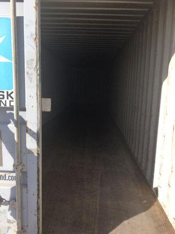 Container dry 40 pés HC 12,050 / dry 40 pés DC 10,000 - Foto 5